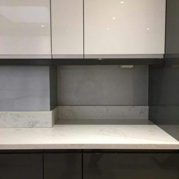 kitchen quartz carrara worktops