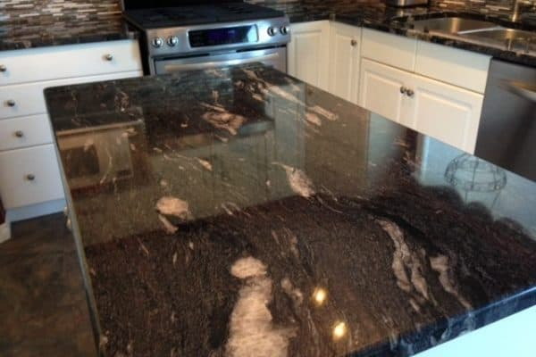 Cosmic balck granite, coasmic granite worktops
