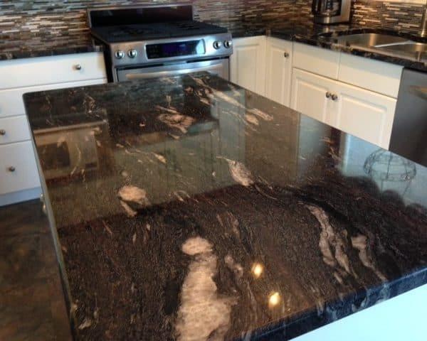 Cosmic balck granite, coasmic granite worktops