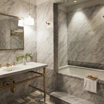 marble bathroom, marble in London