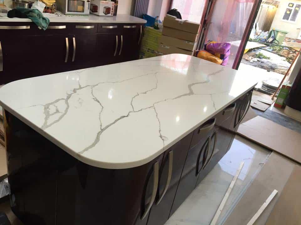 marble worktops in Romford