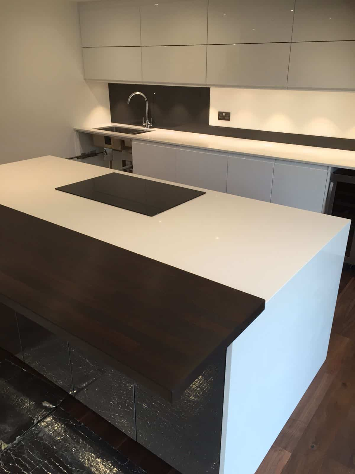 quartz worktops in Essex