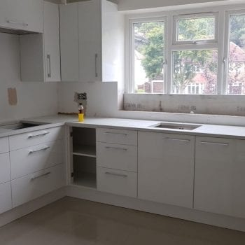 kitchen stone worktops