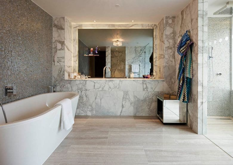 Bathroom marble, bathroom marble countertop, palazzo stone