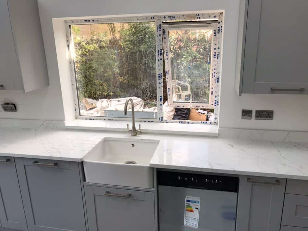 Ibiza quartz worktops, Ibiza countertops, ibiz top