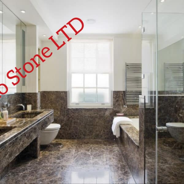 Marble Bathroom Worktops, Walls and Cladding, marble bathroom London