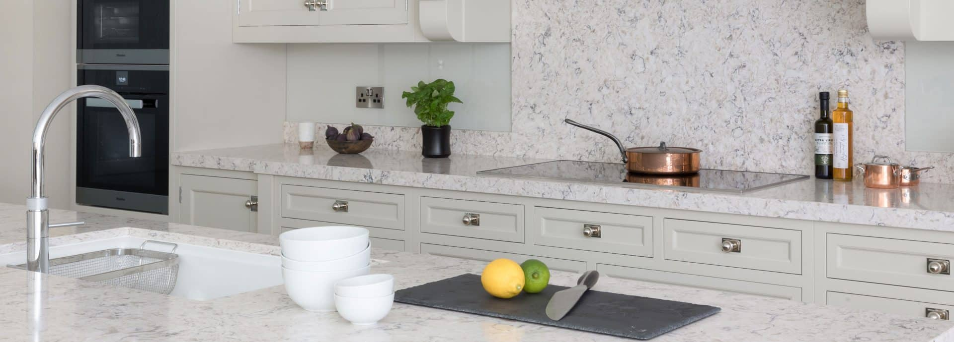 quartz countertops London