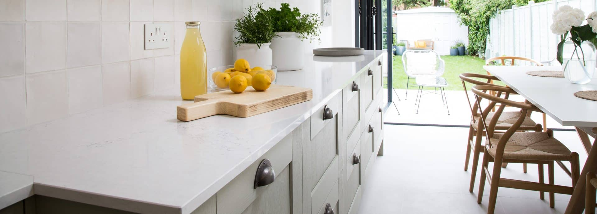 quartz worktops in surrey