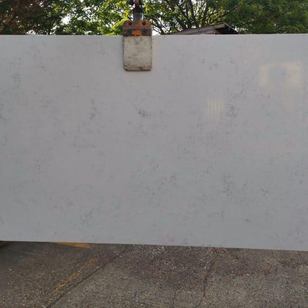 Carrara quartz countertop